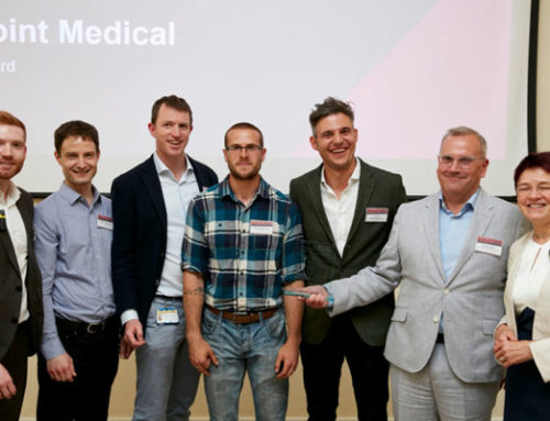 EML wins UCL Enterprise & Innovation – Innovators Award