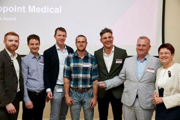 EML wins UCL Enterprise & Innovation - Innovators Award